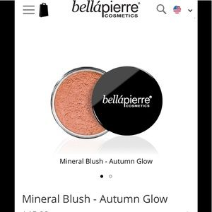 Mineral Blush BellaPierre Cosmetics Autumn Glow